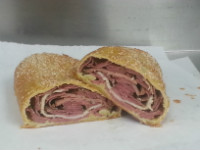 Deli roll made in queens New York